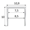 Jednoduchý profil (EASY) - B60