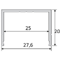 Jednoduchý profil (EASY) - B80