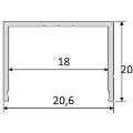 Jednoduchý profil (EASY) - B81