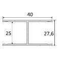 Jednoduchý profil (EASY) - B82